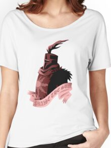 Solaire of Astora (Red) Women's Relaxed Fit T-Shirt