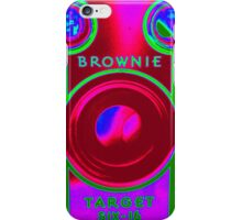 Retro Vintage Brownie Camera iPhone Case/Skin