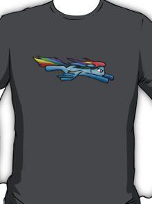 Rainbow Dash'in T-Shirt