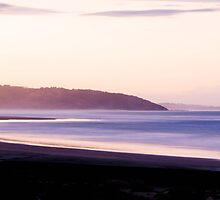 A Sawtell Sunset by Trudi Skinn