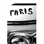 Paris Photography iPhone Cases by ddfoto