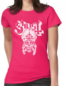 Ghost   Papa Emeritus - Decomposing Womens Fitted T-Shirt