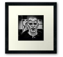 Demon Servant Framed Print