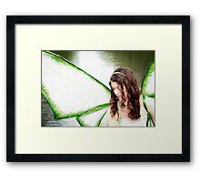 The Fairy Framed Print