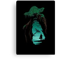 Our Last Hope Canvas Print