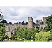 Warwick Castle Photographic Print