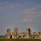 Stone Henge #2 by Paul  Eden