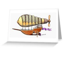 Mother Ship Greeting Card