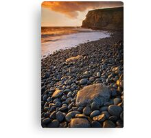 Dunraven Bay 003 Canvas Print