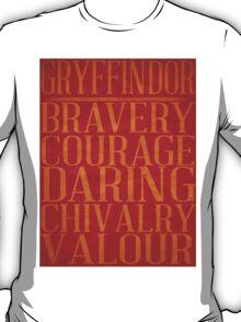 Gryffindor (Harry Potter) T-Shirt