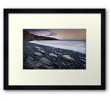 Dunraven Bay 005 Framed Print