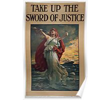 Take up the sword of justice 1 1451 Poster
