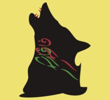 ۞»★Howling Wolf Clothing & Stickers★«۞  Kids Clothes