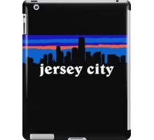 Jersey city - New Jersey iPad Case/Skin