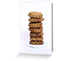 Anzacs Greeting Card