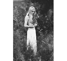 Nude Girl - NudeART Photographic Print