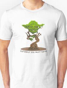 Bonsai Yoda T-Shirt