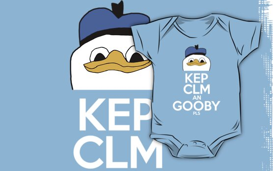 Kep Clm an Gooby Pls by Cassie Peele