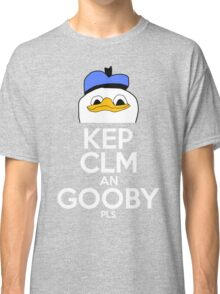 Kep Clm an Gooby Pls Classic T-Shirt