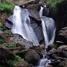 Waterfall (Burn O Vat, Aberdeenshire) by MelissaSue