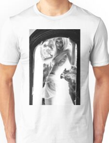 Nude Women Sexy - Sensual - Tattoo Unisex T-Shirt