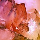 Raw Quartz Crystals by seabelly