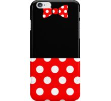 DISNEY - Minnie Mouse iPhone Case/Skin