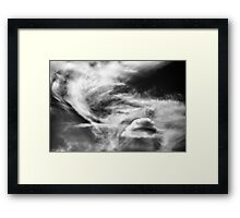 CloudScapes Series 2 #40 Framed Print