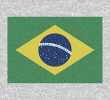 Brazil Flag by JayCorz