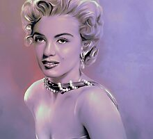 Marilyn Monroe 3 by andy551