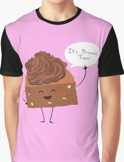 BROWNIE TIME! Graphic T-Shirt
