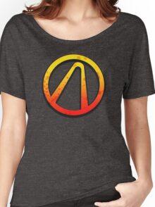 Borderlands 2 vault logo Women's Relaxed Fit T-Shirt