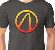 Borderlands 2 vault logo Unisex T-Shirt