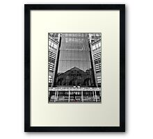 London Lines -AITO  Framed Print