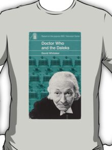 Doctor Who and the Daleks - Penguin style T-Shirt