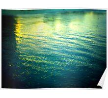 #Sunset #Sea Poster