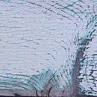 Turquoise Wood II by Karen Jayne Yousse