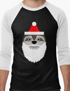 Father Slothmas! Men's Baseball ¾ T-Shirt