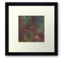 Rainbow Earth Framed Print