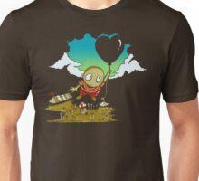 Lament of the Balloon Thief Unisex T-Shirt