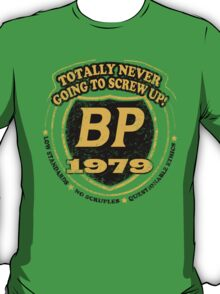 Retro BP Shirt T-Shirt