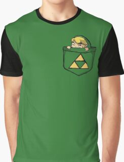 Legend of Zelda - Pocket Link Graphic T-Shirt