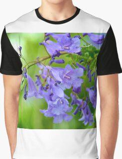 Jacaranda Blossoms Graphic T-Shirt