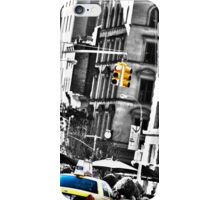 NYC Taxi Photography iPhone Case iPhone Case/Skin