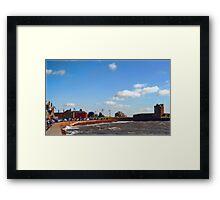 Broughty Ferry ,Scotland Framed Print