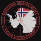 ANTARCTICA - USA/Norway by Elton McManus