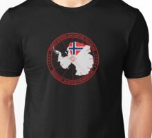 ANTARCTICA - USA/Norway Unisex T-Shirt