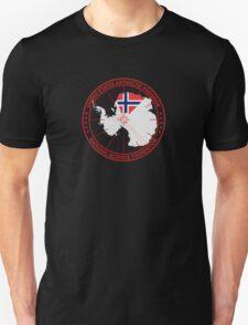 ANTARCTICA - USA/Norway T-Shirt