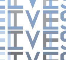 Elvis Lives Sticker