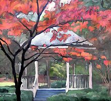 Gazebo at Timrod Park by suzannem73